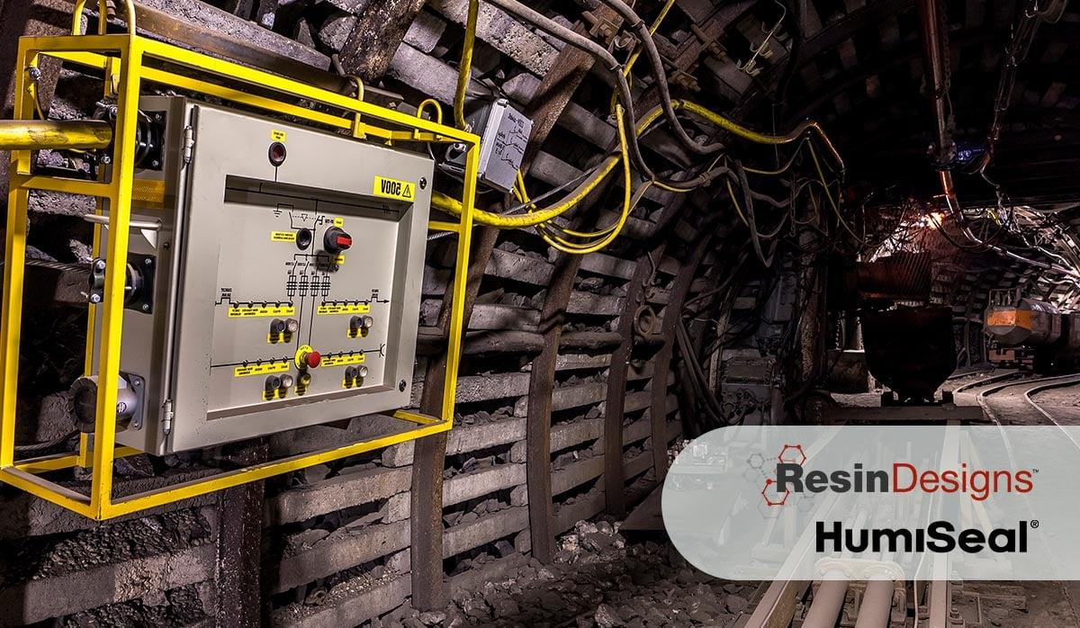 Underground electronic devices