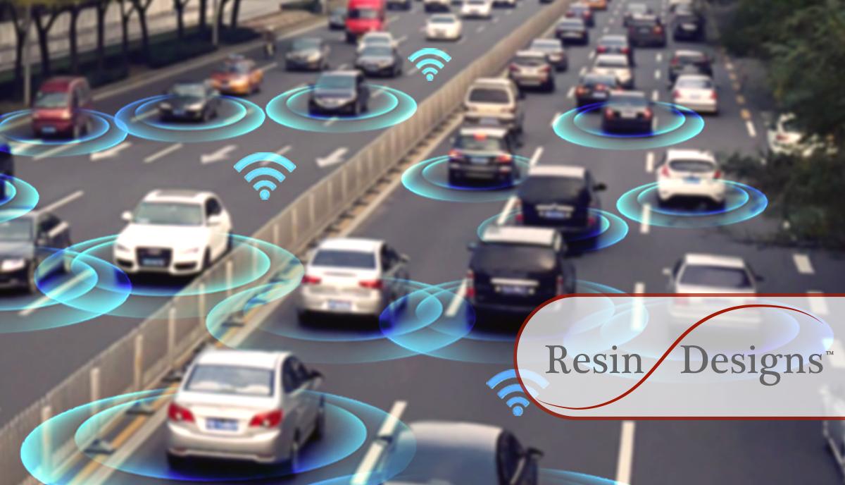 autonomous vehicle in highway using control sensors